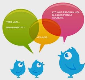 Daftar Blogger Pemula Aktif Indonesia